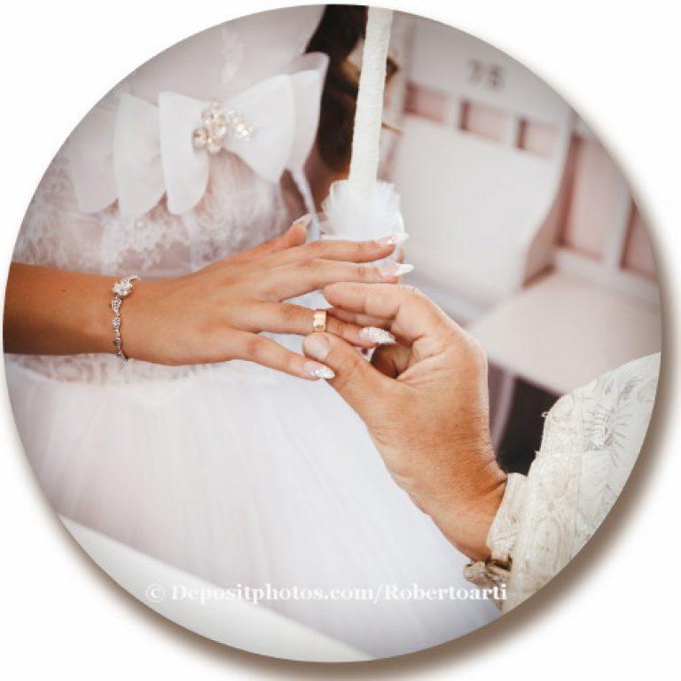 Свадебные сборы: что взять с собой в ЗАГС невесте