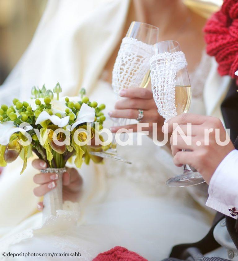 Свадебный вечер в кругу семьи – альтернатива большому банкету