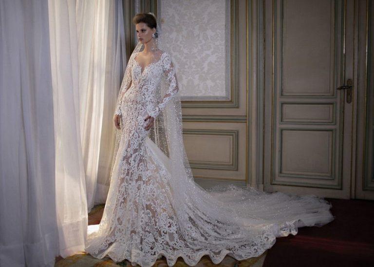 Изюминка дизайнерских свадебных платьев, российские и зарубежные бренды