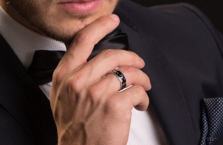Как выбрать мужское обручальное кольцо, модели и фото