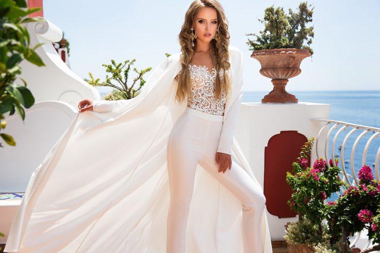 Особенности женского костюма для невесты, модели и тенденции 2019-2020