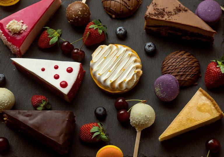 Десерты: виды и особенности