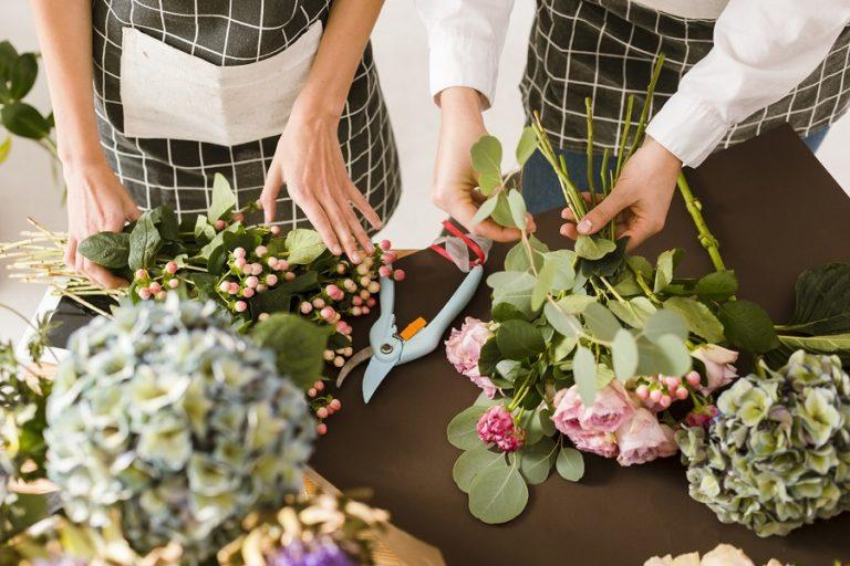Как выбрать букет цветов?