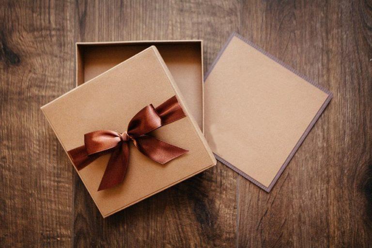 Как сделать уникальный подарок