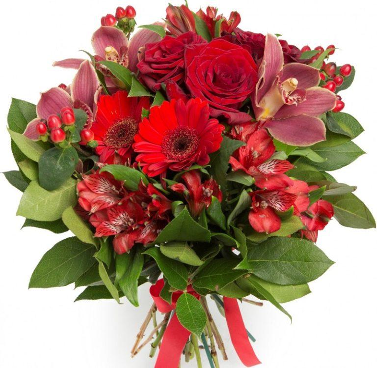 Правила выбора цветов на день рождения