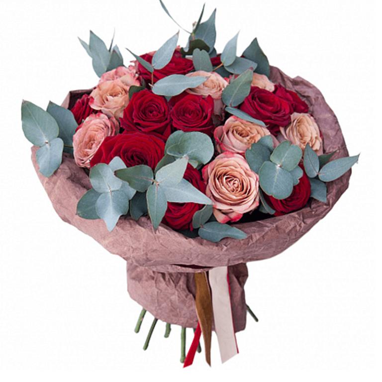 Цветы в подарок по поводу и просто так