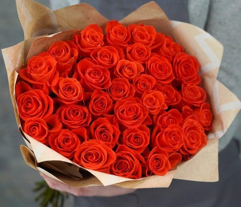 Букеты из роз с доставкой