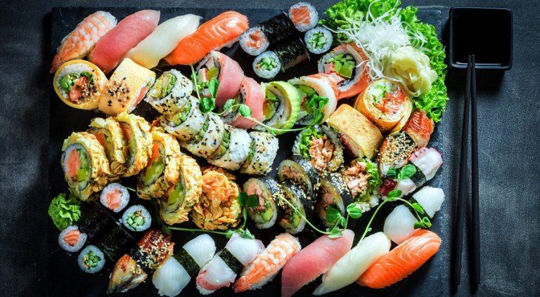 Хорошие суши в Новосибирске